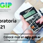 AGIP extiende la Moratoria hasta el 31 de agosto